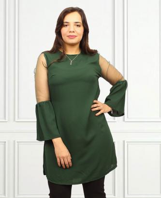 Tunique kozamora - Vert...