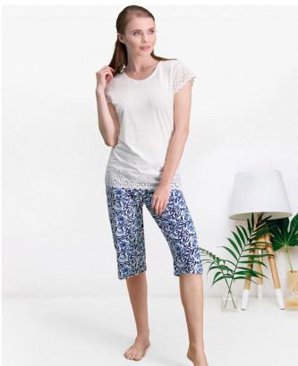 Pyjama pierre cardin - Blanc