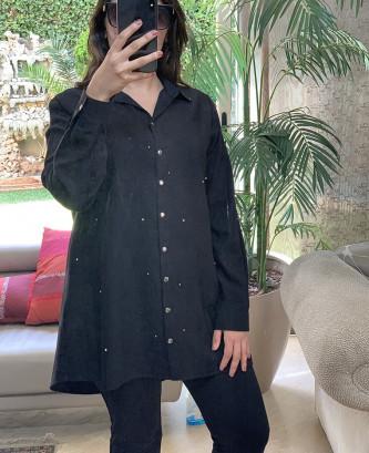 Chemise femina - Noir