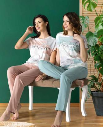 Pyjama poleren