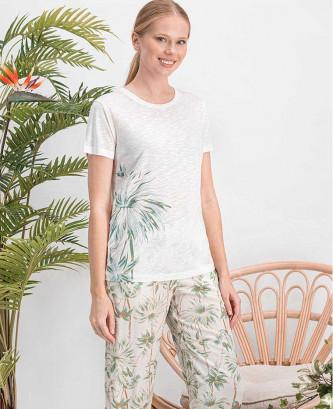 Pyjama arnetta - Blanc