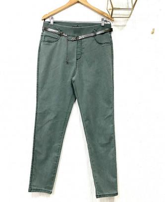 Pantalon Kubra - Vert