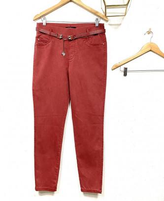 Pantalon Kubra - Rouge