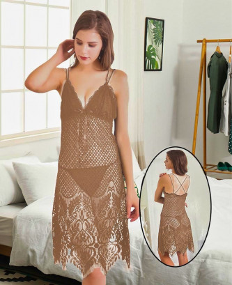 Ensemble 2pcs silvia - Taupe