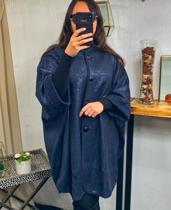 Veste Ayda - Bleu marine