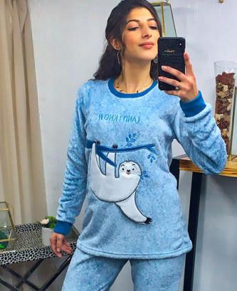 Pyjama Miss rose