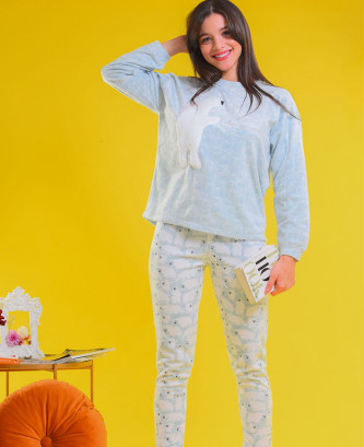 Pyjama 2pcs Rosabella -...