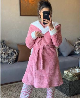 Pyjama 3Pieces - mauve clair
