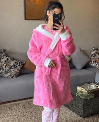 Pyjama 3Pieces - Rose