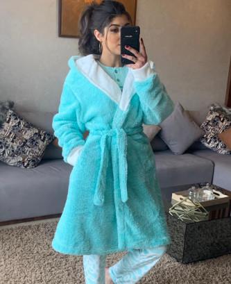 Pyjama 3Pieces - Vert eau