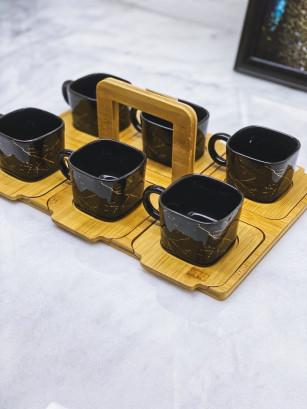 Set service à café 13P...