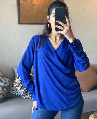 Tunique LE - Bleu roi