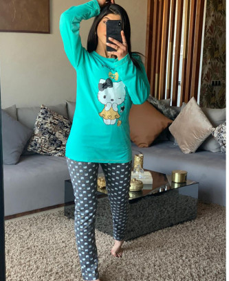 Pyjama MR - Vert