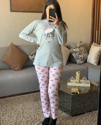 Pyjama VT - Gris