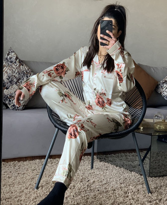Pyjama TSS - Beige