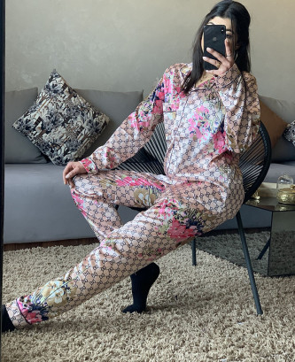 Pyjama TSS - Rose