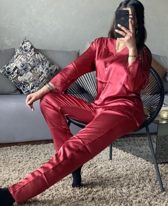 Pyjama TSS - Bordeaux