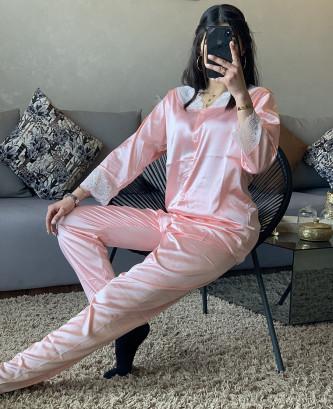 Pyjama TSS - Saumon