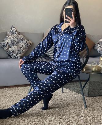 Pyjama TSS - Bleu marine