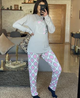 Pyjama MR - Gris