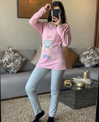 Pyjama MR - Rose