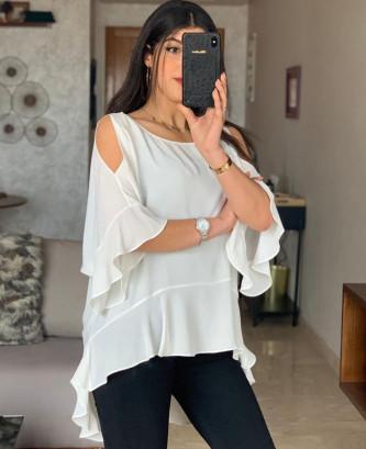 Tunique PR - Blanc