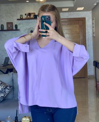 Tunique CHS - violet
