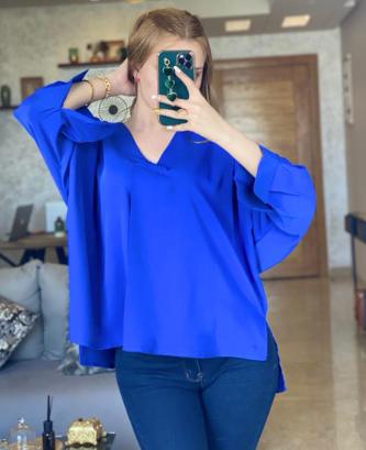 Tunique CHS - Bleu roi