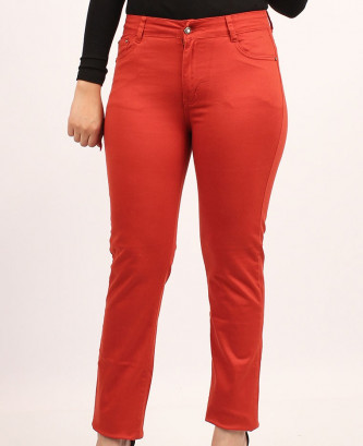 PANTALON NP - Rouge