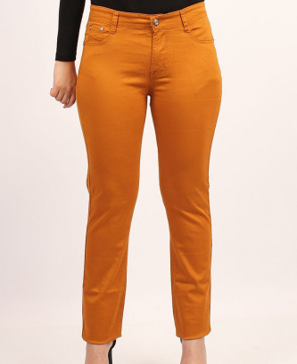 PANTALON NP - Moutarde