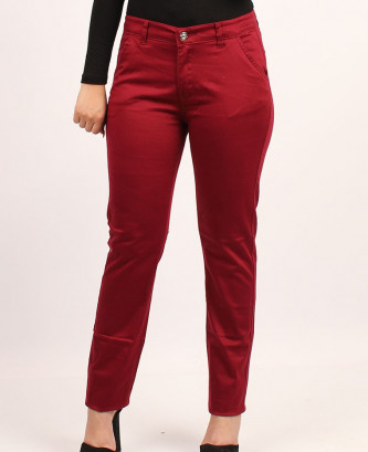 PANTALON NP - Bordeaux