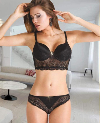 ENSEMBLE LINGERIE 2PCS BUSRA