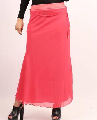 JUPE FEMINAxl - Rose indien