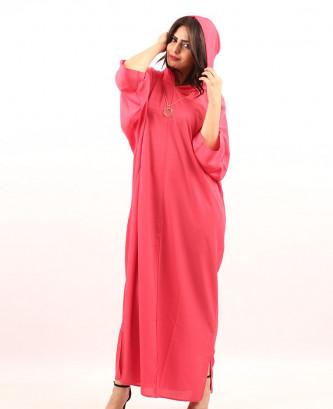 DEJJALABA FEMINA - Rose indien