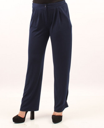 Pantalon femina xl - Bleu...