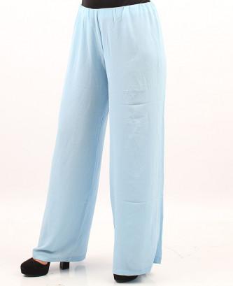 Pantalon femina xl - Bleu ciel