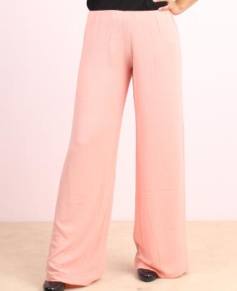 Pantalon femina xl - Saumon
