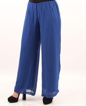 Pantalon femina xl - Bleu roi
