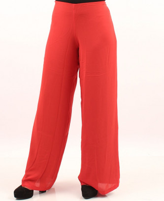 Pantalon femina xl - Orange